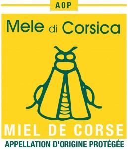 LogoVignetteMielAOP jaune