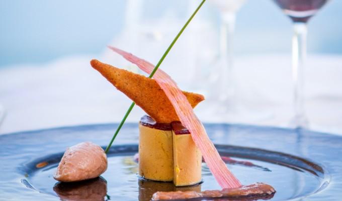 photo de Foie Gras au miel de Miellats du maquis