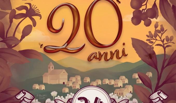 Affiche 20 ans