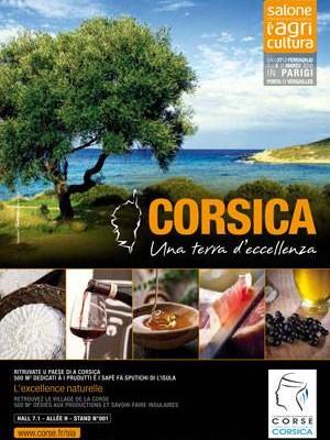 La Corse au salon de l'agriculture